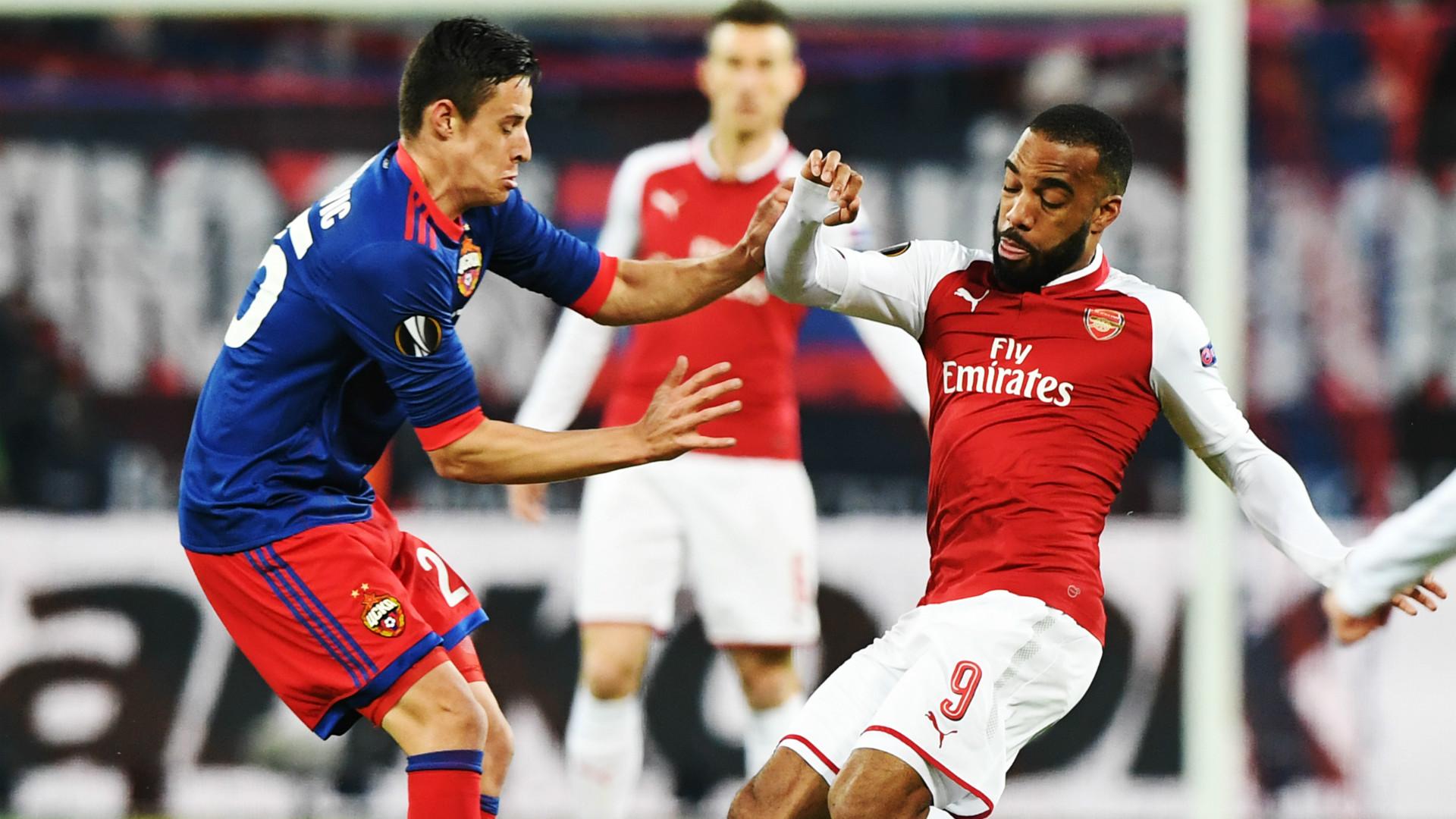 Salzburg, OM, Atlético und Arsenal im Halbfinale