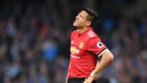 Alexis Sanchez Manchester United 07042018