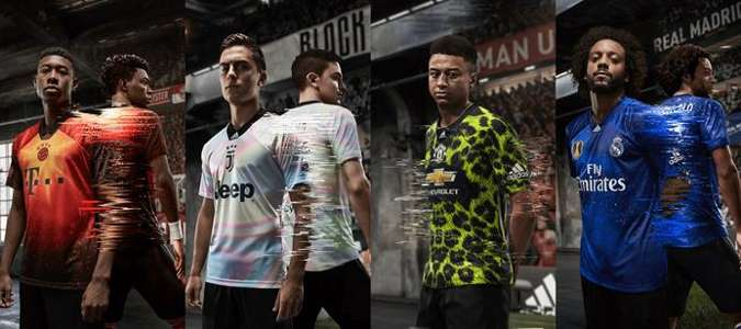 adidas Football and EA SPORTS reveal Limited Edition Jerseys
