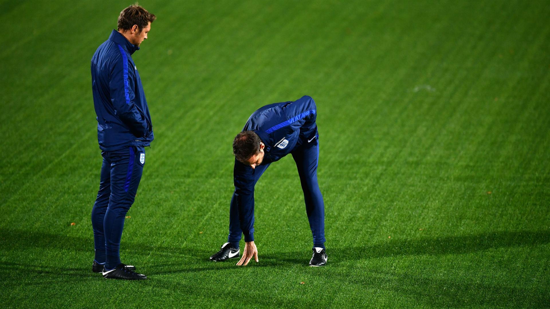 Gareth Southgate England artificial pitch