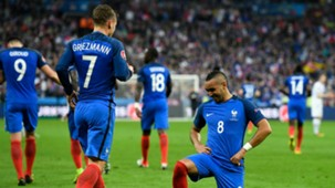 Payet Griezmann France Iceland UEFA Euro 2016 03072016