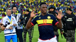 Yerry Mina Colombia