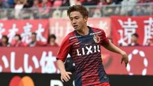 Hiroki Abe Kashima Antlers 2019-05-03
