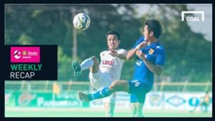 ผลการแข่งขันฟุตบอล ออมสิน ลีก (T4) สัปดาห์ที่ 23 (4/8/2561)