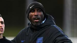 Sol Campbell England 2018