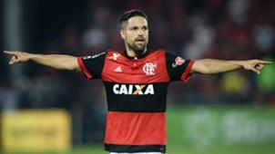 Diego Flamengo Santos Copa do Brasil 28062017