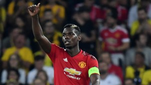 Paul Pogba Manchester United 19092018