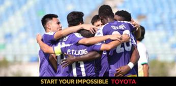 Hanoi Yangon AFC Cup 2019