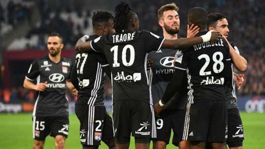 Bertrand Traore Marseille Lyon Ligue 1 18032018