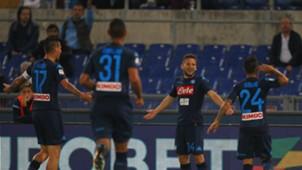 Dries Mertens Napoli Serie A 20092017