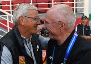 Marcello Lippi China Sven-Goran Eriksson Philippines AFC Asian Cup 2019