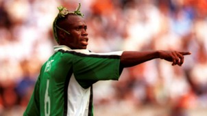 GERMANY ONLY: Taribo West