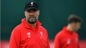 Jurgen Klopp FC Liverpool 2019