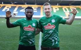 Okechukwu Godson Azubuike Dario Melnjak Caykur Rizespor New Transfers