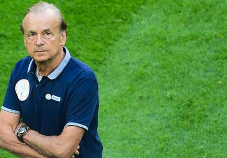 Afcon19 draw: Gernot Rohr makes Egypt admission
