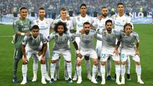 Real Madrid XI vs. Liverpool