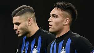 Mauro Icardi, Lautaro Martinez, Inter
