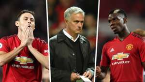 Nemanja Matic Jose Mourinho Paul Pogba split