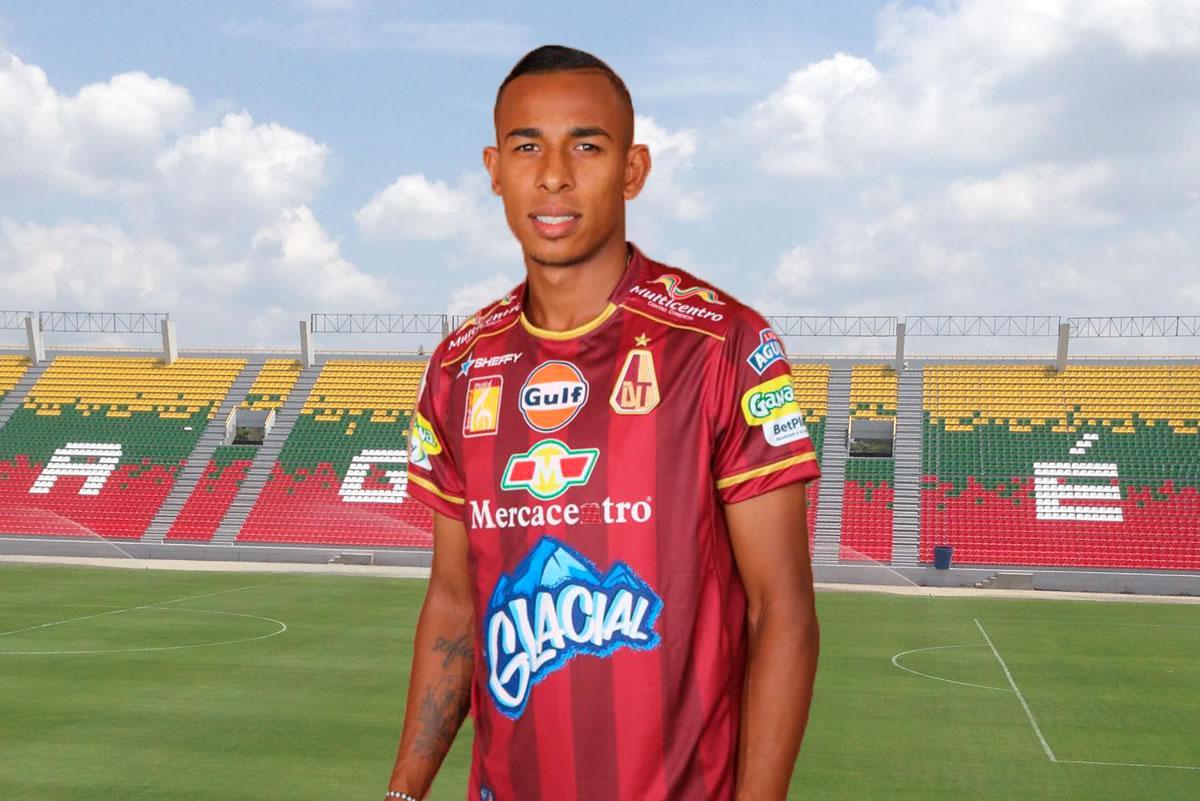 Sebastián Villa - Deportes Tolima