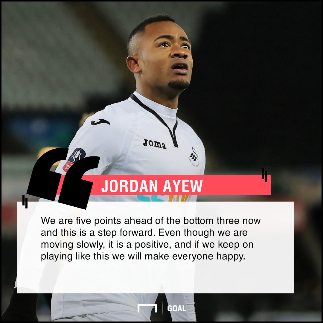 Jordan Ayew ps
