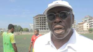 Sunday Kayuni former AFC Leopards coach.