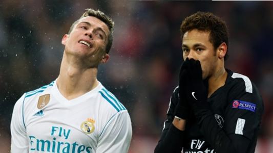 Real Madrid vs PSG: Neymar, Cristiano Ronaldo and our combined XI | Goal.com