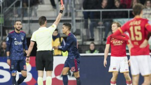 Jonas Svensson, AZ - Ajax, Eredivisie 12172016