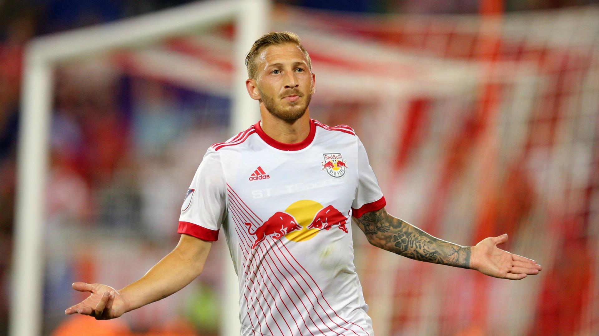 Daniel Royer MLS NY Red Bulls 07292017