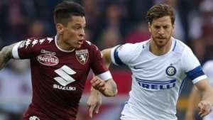 Iturbe Ansaldi Torino Inter Serie A