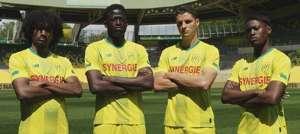 Nantes maillot 2019/2020