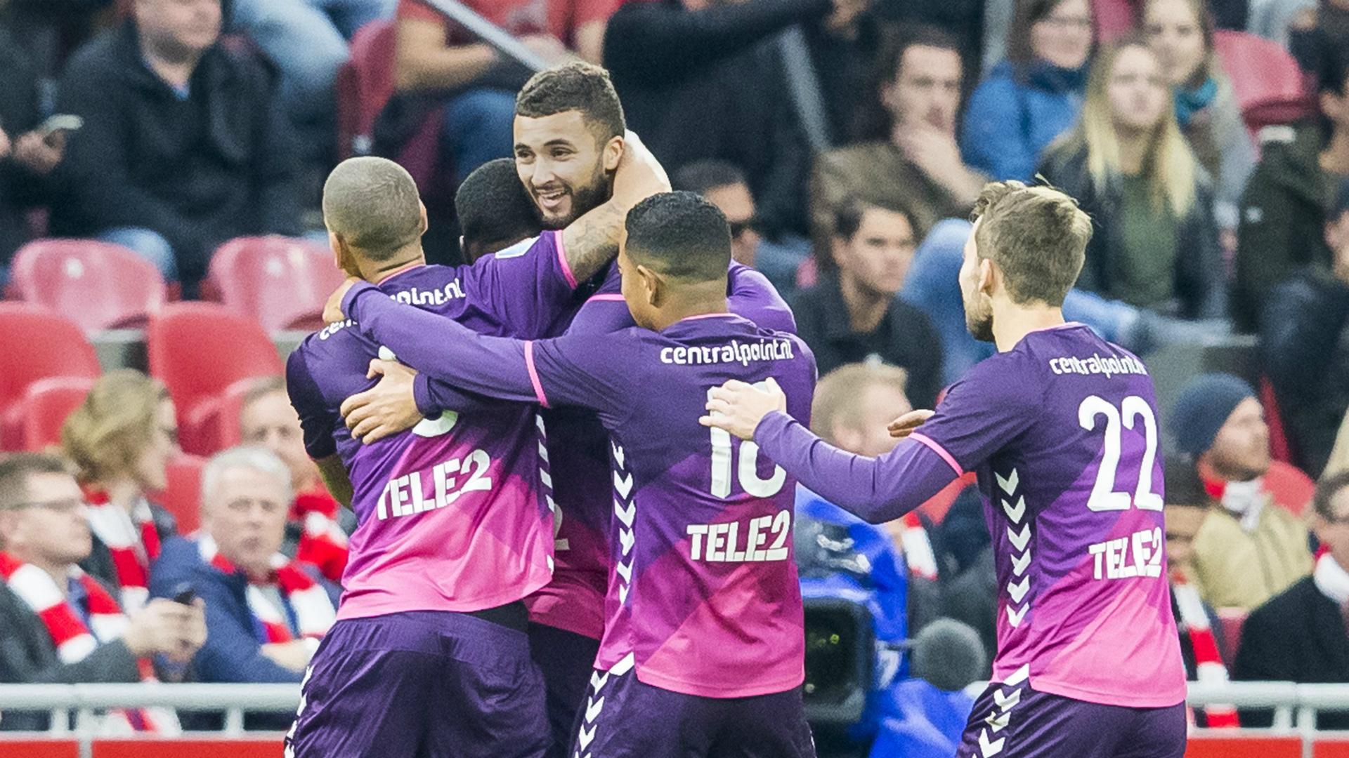 Zakaria Labyad, Ajax - FC Utrecht, Eredivisie 11052017