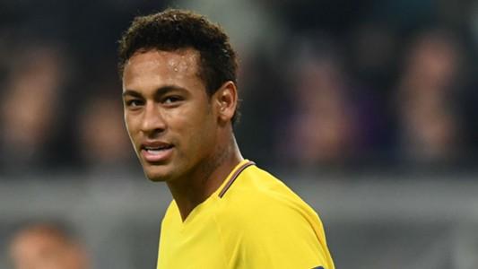 Neymar Anderlecht PSG Champions League 18102017