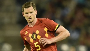 Jan Vertonghen Belgium Portugal international friendly 2018