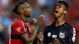Vitinho Bruno Henrique Flamengo GFX