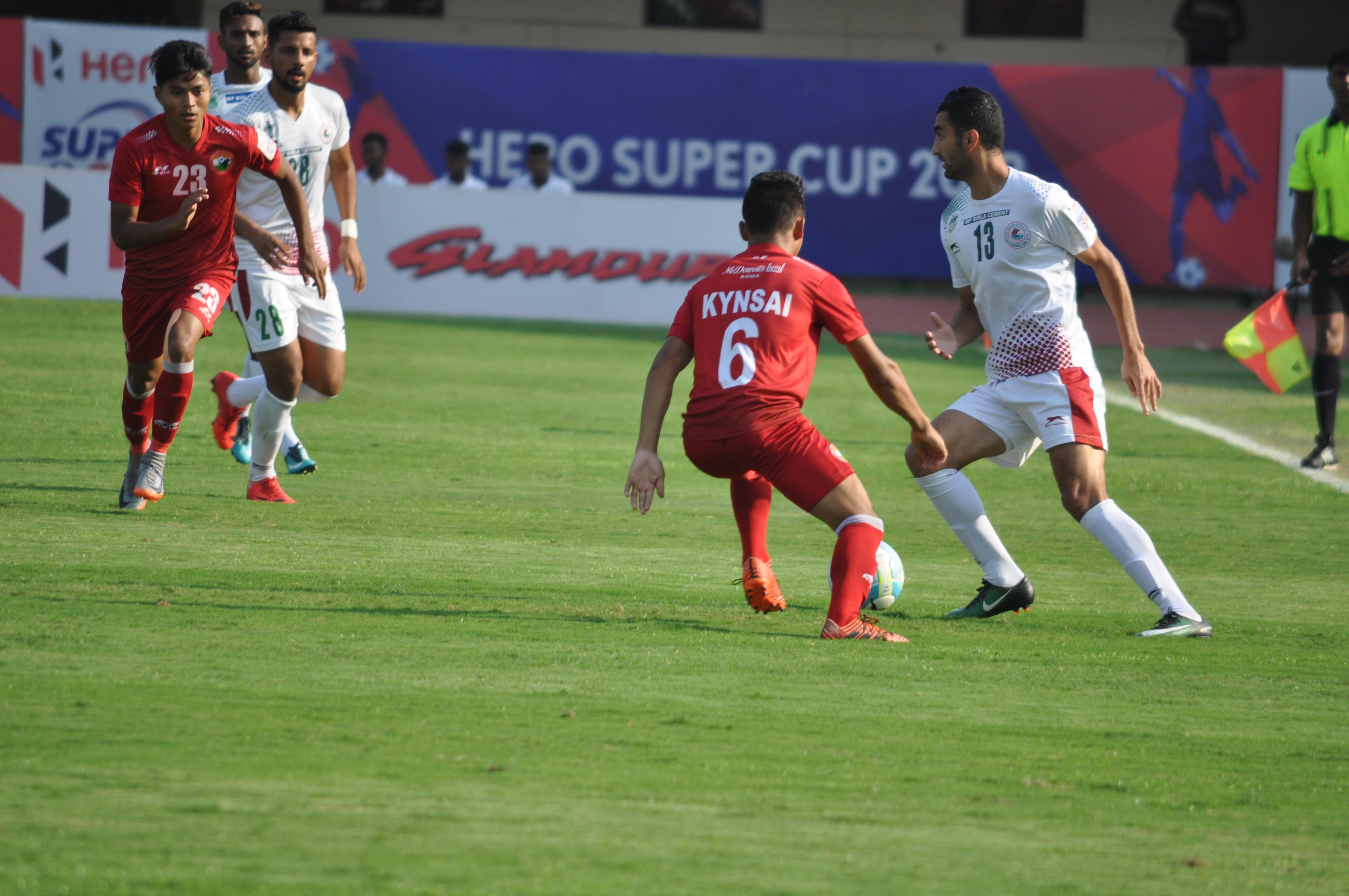 Mohun Bagan Shillong Lajong Super Cup