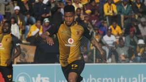 George Lebese of Kaizer Chiefs vs Free State Stars