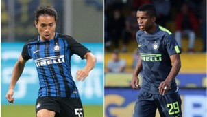 Nagatomo Dalbert - Inter