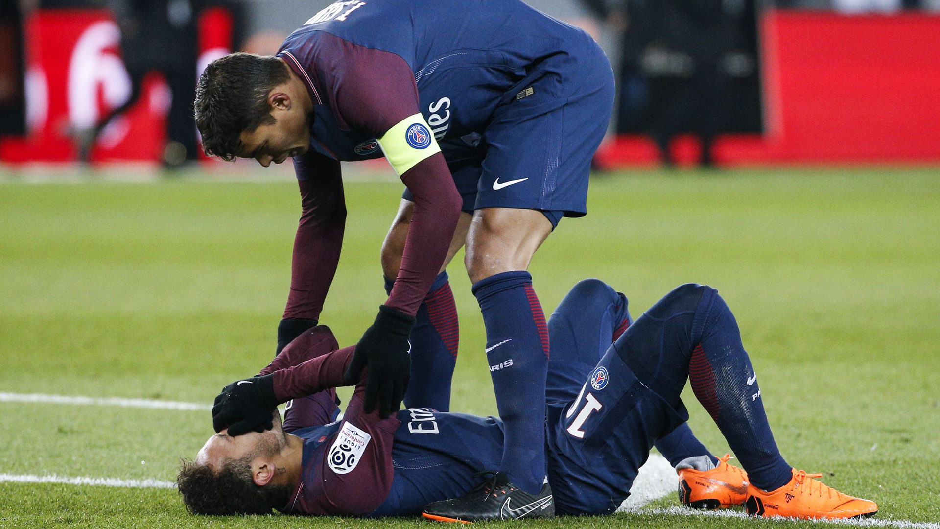 Neymar Paris St. Germain 25022018