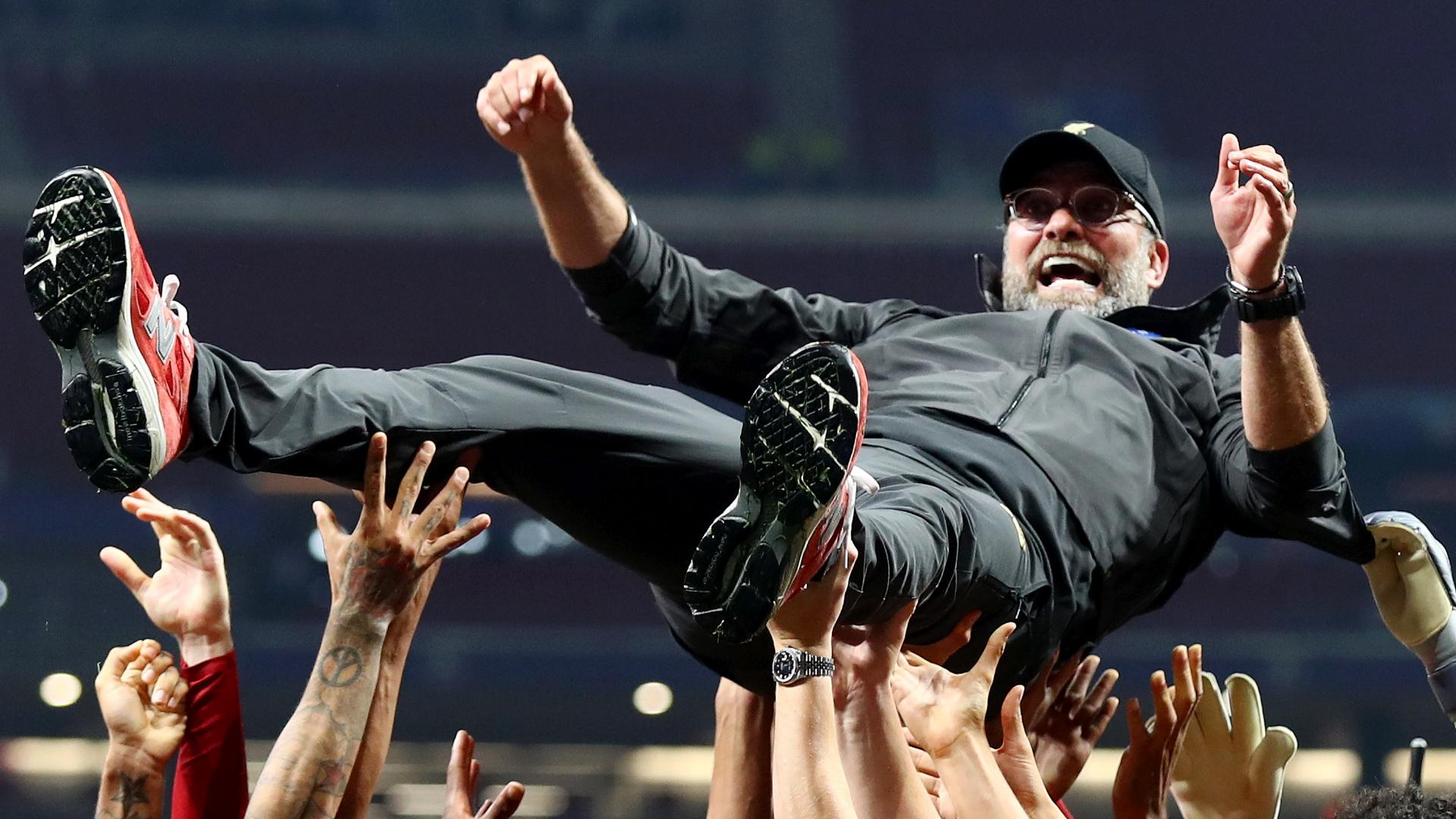 Jurgen Klopp, Champions League final