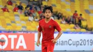 Andre Oktaviansyah - Indonesia U-61