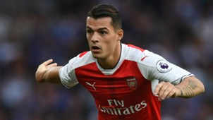 HD Granit Xhaka Arsenal