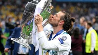 Gareth Bale Real Madrid Champions League final 260518