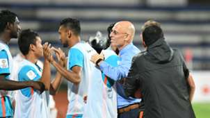 Stephen Constantine India Macau 2019 AFC Asian Cup qualifiers
