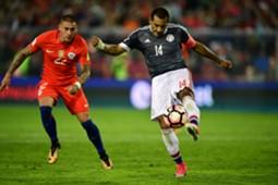 Da Silva vs Chile