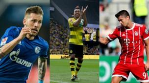 GFX Bundesliga Torjäger