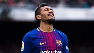 Paulinho Barcelona Celta La Liga