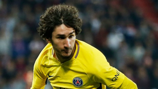 Yacine Adli Paris Saint-Germain PSG