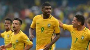 Lincoln, Brazil & Flamengo, U17 World Cup