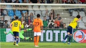 Jong Oranje - Jong Schotland, 09112018