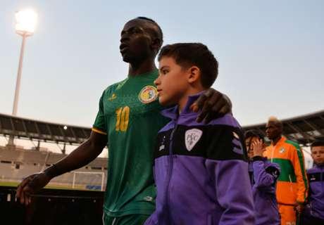 Sadio Mané, la estrella del Liverpool llega a los 100 partidos como red
